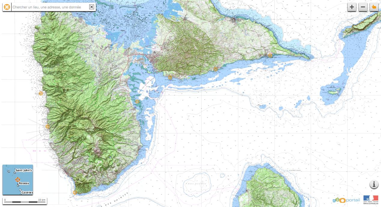 Naviguer en Guadeloupe : Croisière voile et location voilier Antilles