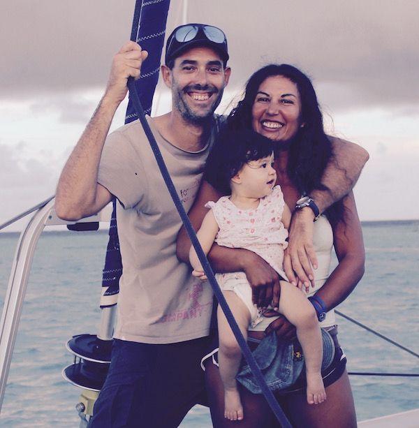 Chargement de la photo d'Olivier & Sonia aux Grenadines